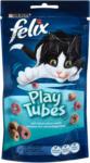 dm felix Play Tubes Katzensnack mit Fisch- und Garnelengeschmack