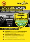 Lucky Car Klima- & Innenraumdesinfektion - bis 31.07.2020
