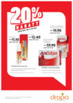 DROPA Drogerie Apotheke Dreispitz 20% Rabatt - bis 19.07.2020