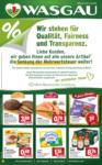 Wasgau Frischwaren Angebote - bis 11.07.2020