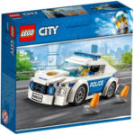 OTTO'S Lego City La voiture de patrouille de la police 60239 -