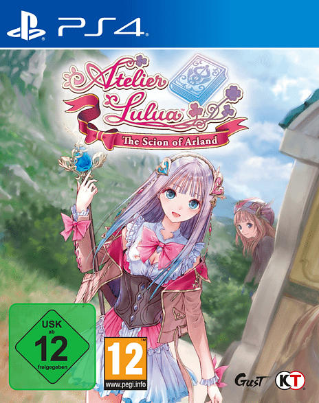 Atelier Lulua: The Scion of Arland [PlayStation 4]