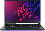 Saturn Gaming Notebook ROG Strix G17, i7-10750H, 16GB/512GB, RTX 2070, 17.3 Zoll FHD 144Hz, schwarz (90NR03E1-M00990)