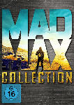 Saturn Mad Max Collection 1-4 Box