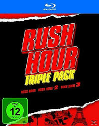 Rush Hour 1-3 Triple Pack
