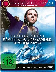 Master And Commander: Bis Ans Ende Der Welt - Pro 7 Blockbuster