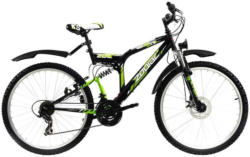 Mountainbike Mtb Atb Fully 26'' Zodiac 575m