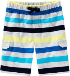 Baby Shorts im Ringel-Look