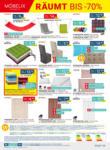 Möbelix bis -70 Prozent Räumungsverkauf - bis 14.07.2020
