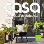 CASA Des jours d'été chaleureux - au 09.08.2020