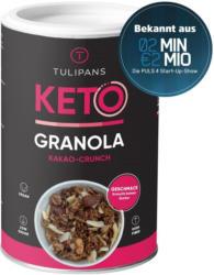 Tulipan Nährsinn Keto Granola Kakao-Crunch