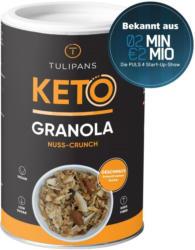 Tulipan Nährsinn Keto Granola Nuss-Crunch