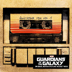 Guardians Of The Galaxy Awesome Mix Vol. 1 (LP)
