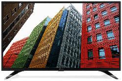 Fernseher SRT 40FB5203 Full HD Smart TV LED TV 40 Zoll 101 cm (Triple Tuner, HDMI, USB, WLAN)