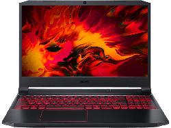 Gaming Notebook Nitro 5, R5-4600H, 8GB RAM, 512GB SSD, GTX 1650, 15.6 Zoll FHD, schwarz (NH.Q9GEG.003)