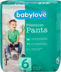 babylove Premium Pants Gr. 6 XXL (18-30 kg)