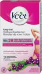 dm Veet Easy-Gel Kaltwachsstreifen für Bikinizone & Achseln