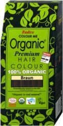 Radico Colour Me Organic Premium Haarfarbe - Braun