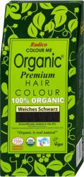 Radico Colour Me Organic Premium Haarfarbe - Weiches Schwarz