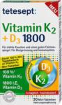 dm tetesept Vitamin K2 + D3 1800 Tabletten