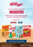 KELLOGG Kellogg's kaufen & sparen - bei Rewe & Real - bis 18.07.2020