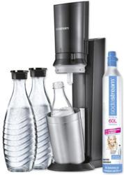 Sodastream Trinkwassersprudler-Set Crystal 2.0*