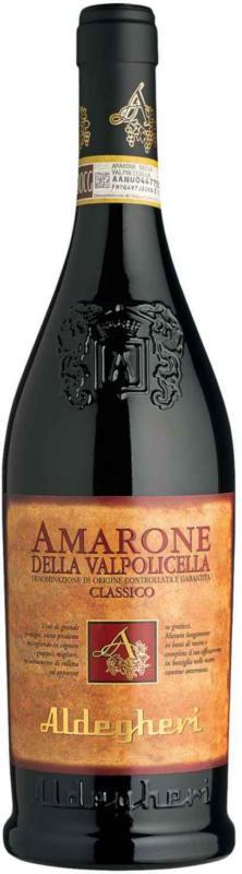 Aldegheri Amarone della Valpolicella Classico DOCG 75 cl - 6 pezzi