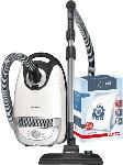 Media Markt Staubsauger mit Beutel Complete C2 Allergy EcoLine - SFCP3  Lotosweiß inkl. Staubbeutel GN HyClean 3D