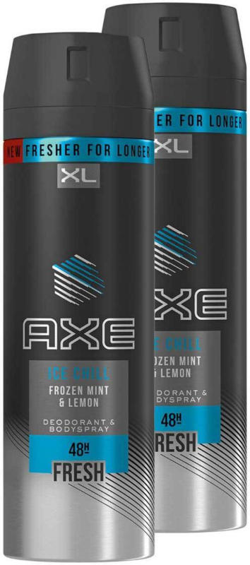 Axe Deo Aero Ice Chill 2 x 200 ml -