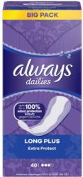 Always Slipeinlage Extra Protect Long Plus Vorteilspack 40 Stück -