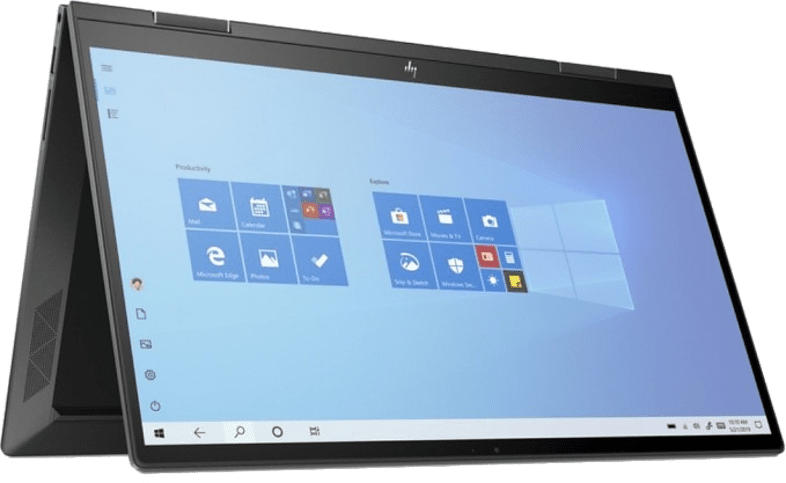 Convertible ENVY x360 15-ee0167ng, R7-4700U, 16GB RAM, 1TB SSD, 15.6/FHD Touch, Schwarz (1B2F0EA)