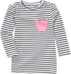 Ernsting's family Baby Langarmshirt im Ringel-Look (Nur online)