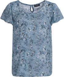 Damen Bluse mit floralem Allover-Motiv