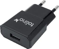 tolino USB-Ladegerät, schwarz