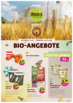 denn's Biomarkt Flugblatt gültig bis 28.7.