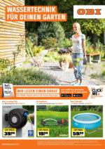 Wassertechnik für deinen Garten