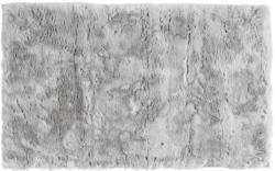 Badematte 60/100 cm Silberfarben