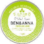 dm-drogerie markt Ben&Anna Deo Creme Deodorant Persian Lime