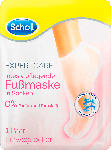 dm-drogerie markt Scholl Pflegende Fußmaske 0%, 1 Paar