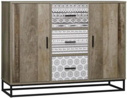 Sideboard B: ca. 120 cm Naturfarben