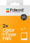 Saturn Sofortbildfilm Color i-Type Doppelpack (2 x 8 Bilder)