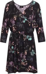 Damen Kleid mit floralem Allover-Muster
