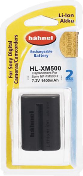 Li-Ionen-Akku HL-XM500 für Sony 1640mAh, 7.2V