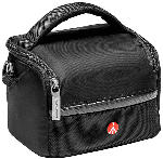 Saturn Schultertasche Advanced Active 1 MB MA-SB-A1, schwarz