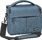 MediaMarkt Kameratasche Malaga Maxima 120, blau