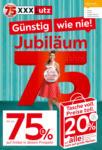 XXXLutz dodenhof - Ihr Möbelhaus in Kaltenkirchen XXXLutz 75 Jahre Jubiläum - bis 02.08.2020