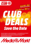 Media Markt Club Deals - bis 20.07.2020
