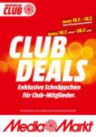 Media Markt Club Deals - bis 20.07.2020