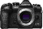 MediaMarkt Systemkamera OM-D E-M1 Mark III Gehäuse Schwarz (V207100BE000)