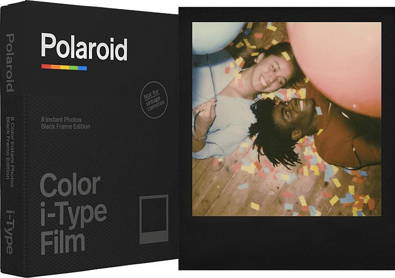Sofortbildfilm Color i‑Type Film Black Frame Edition (659006019)